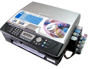 brother - dcp-120-c