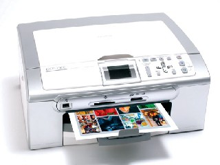 brother - dcp-350-c