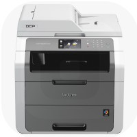 brother - dcp-9020-cn