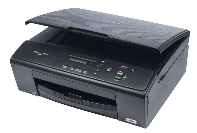 brother - dcp-j140-w