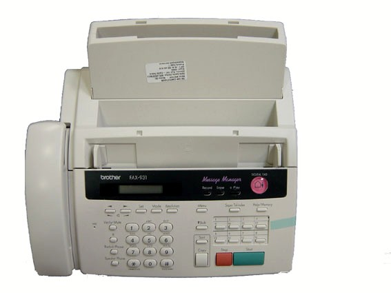 brother - fax-931