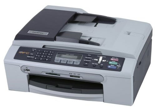 brother - mfc-240-c