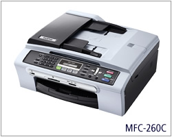 brother - mfc-260-c