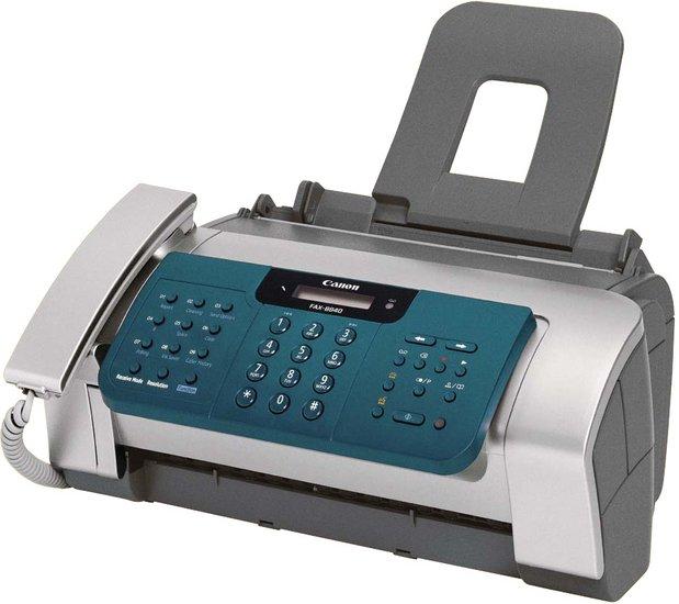 canon - fax-b840