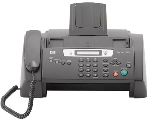 hp - fax-1010