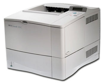 hp - laserjet-4100