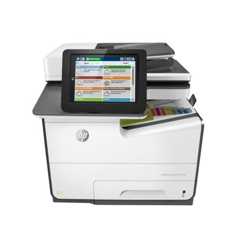 hp - pagewide-enterprise-color-mfp-586f-g1w40a-