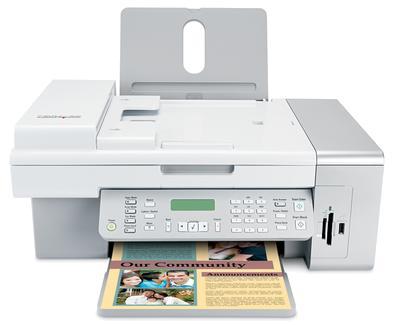 Lexmark X5490 Printer Drivers Update
