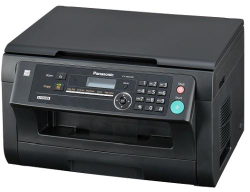 panasonic - kx-mb2000pd