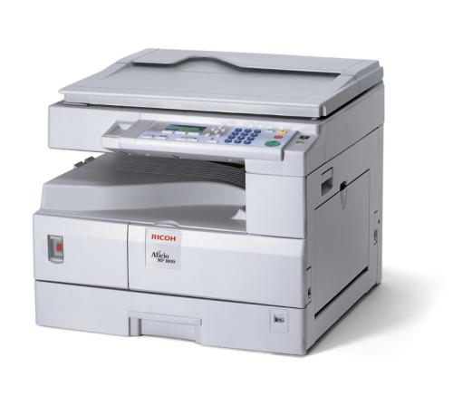 ricoh - aficio-mp-1600