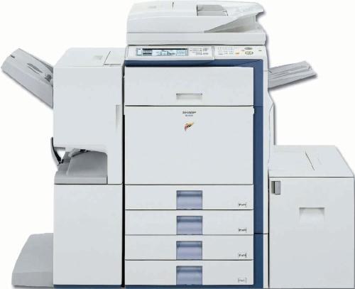 sharp - mx-4501