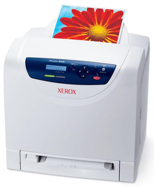 xerox - phaser-6125