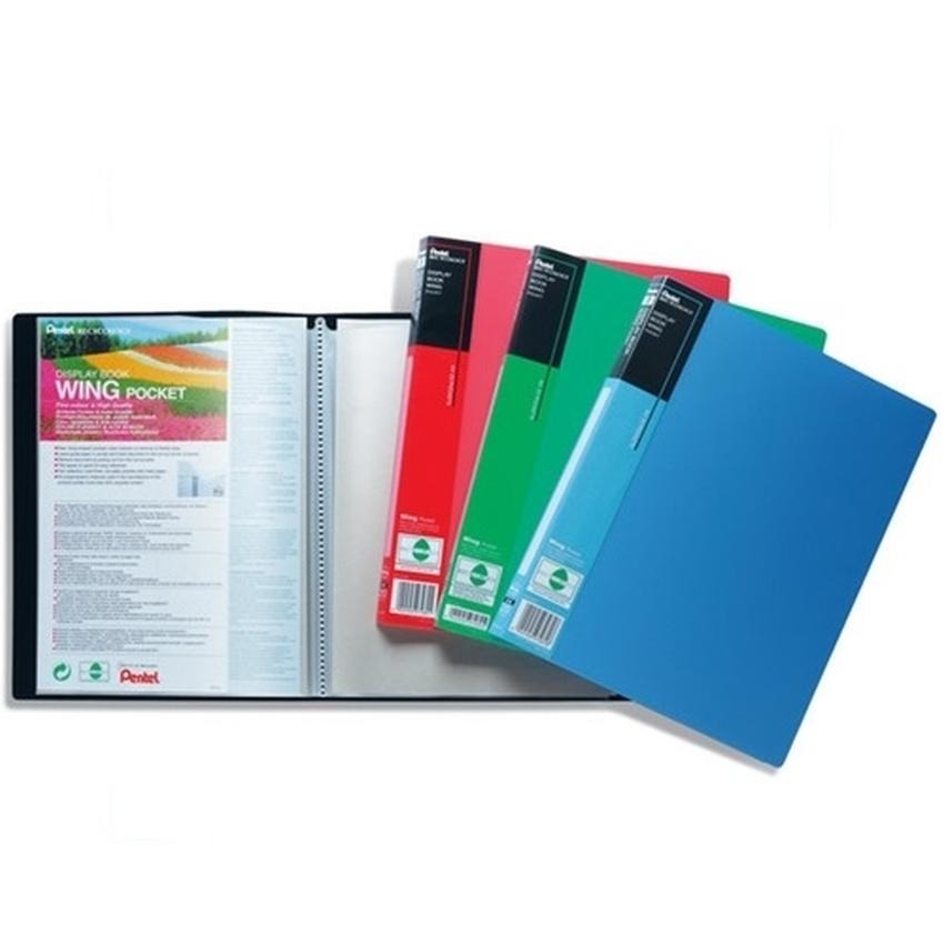 ALBUM OFERTOWY WING PENTEL RECYCOLOGY