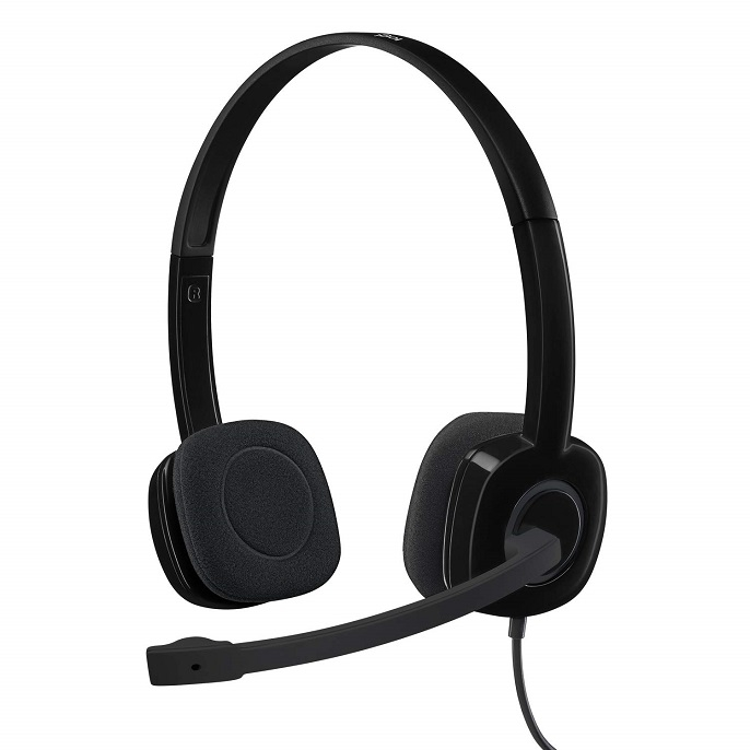 Słuchawki Logitech Headset H151