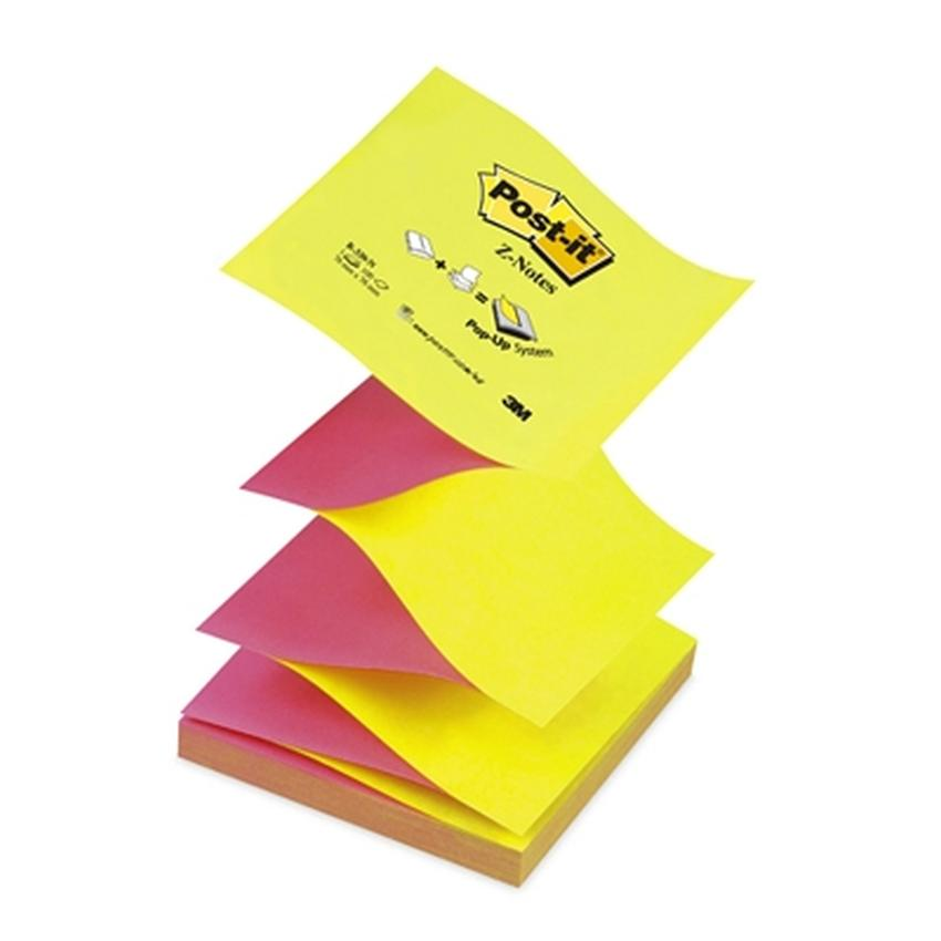 BLOCZKI SAMOPRZYLEPNE POST-IT Z-NOTES