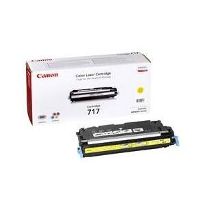 Toner Canon 717Y [2575B002AA]