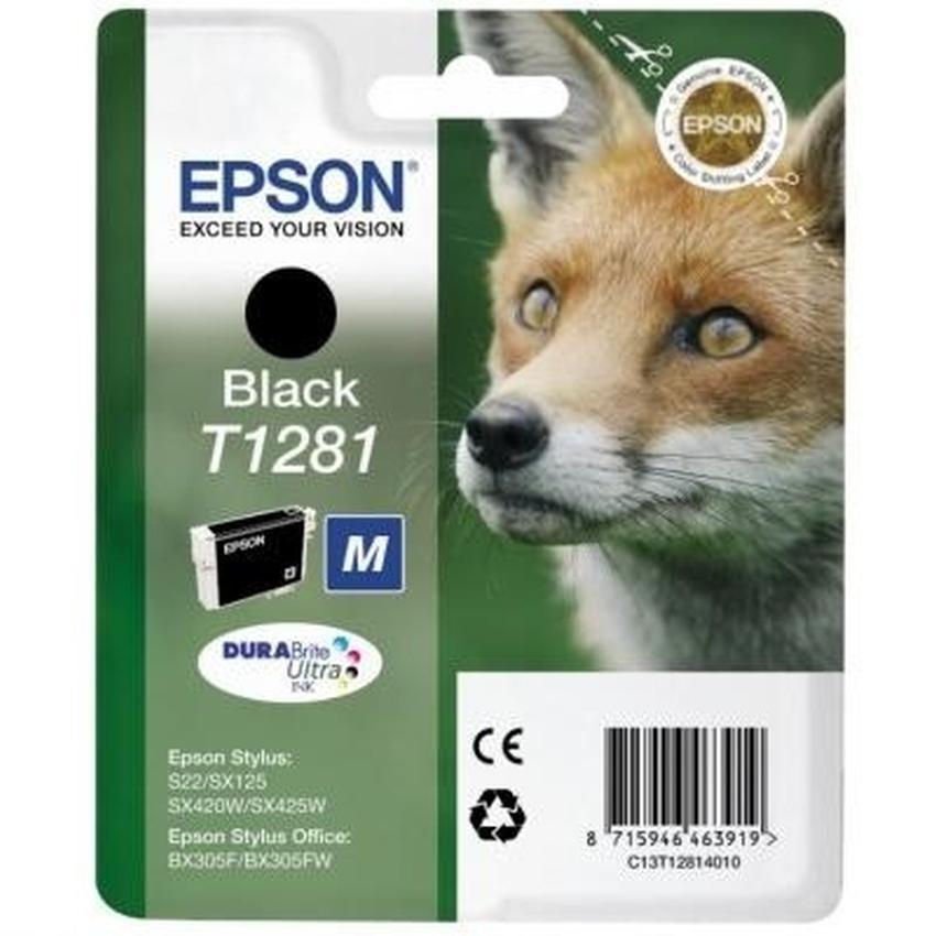 Tusz Epson T1281 [C13T12814011]