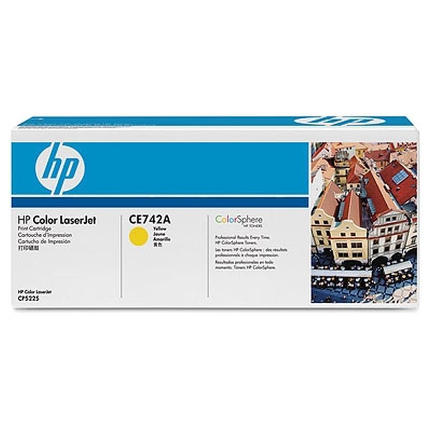 Toner HP 307A [CE742A]