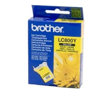 Tusz Brother LC800YYJ1
