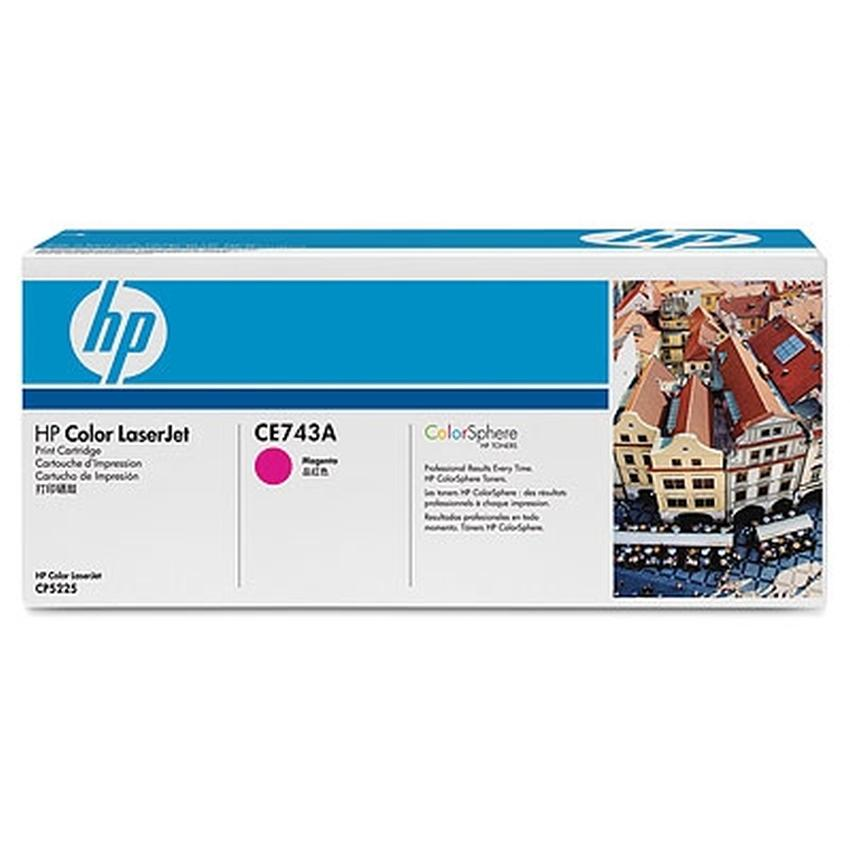 Toner HP 307A [CE743A]
