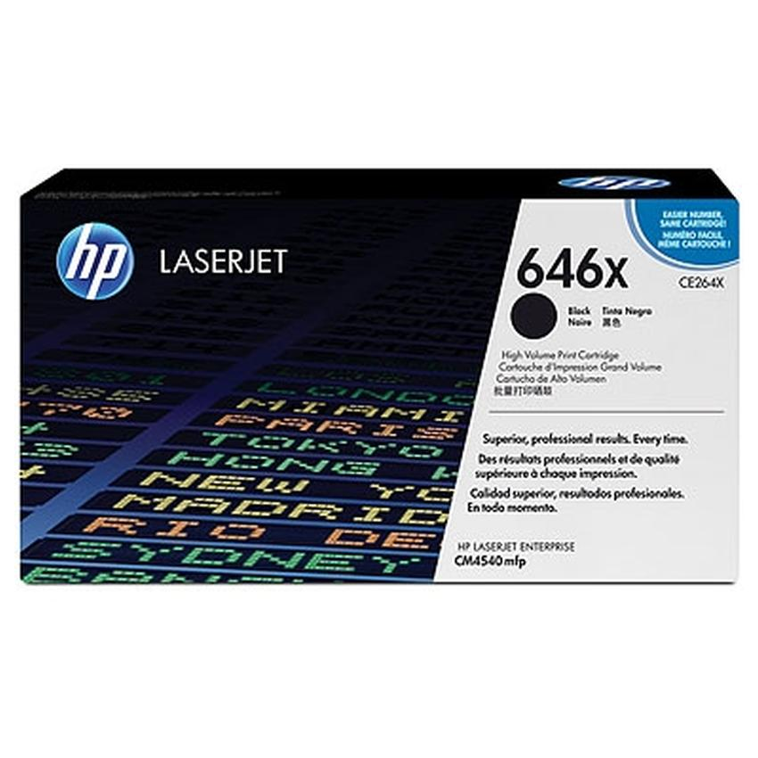 Toner HP 646X [CE264X]
