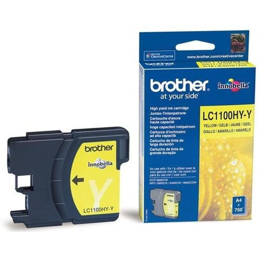 Tusz Brother LC1100HYY