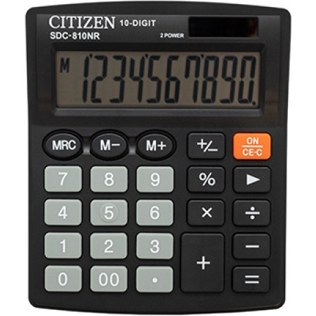 KALKULATOR CITIZEN SDC 810B