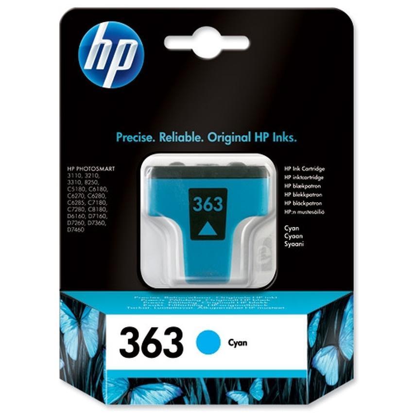 Tusz HP nr 363 [C8771EE]