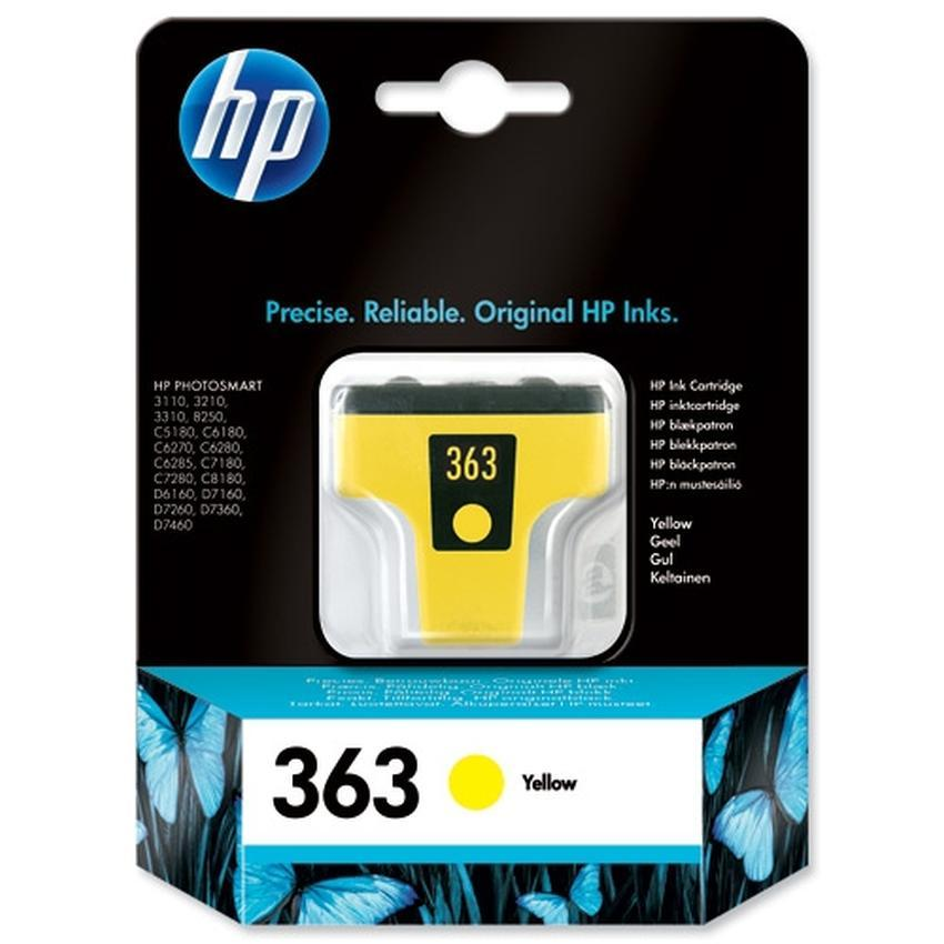 Tusz HP nr 363 [C8773EE]