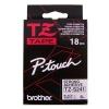 Etykiety laminowane Brother TZS241