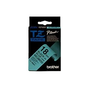 Etykiety laminowane Brother TZN541