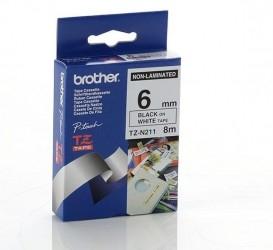 Etykiety laminowane Brother TZN211