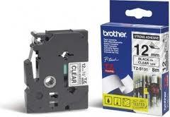 Etykiety laminowane Brother TZS131
