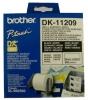 Etykiety laminowane Brother DK11209