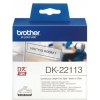 Etykiety laminowane Brother DK22113