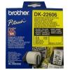 Etykiety laminowane Brother DK22606
