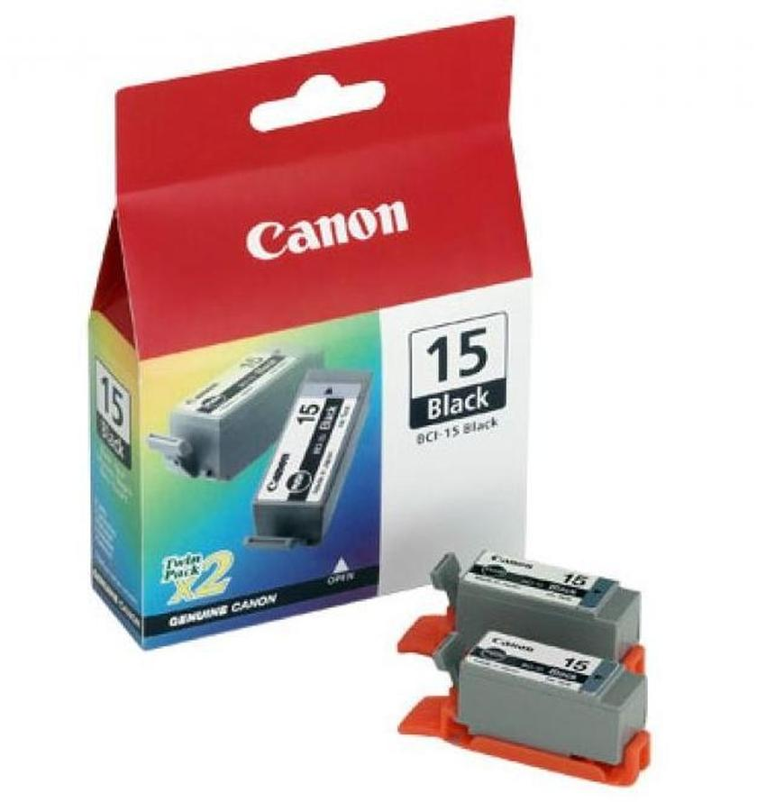 Tusz Canon BCI-15BTWIN [8190A002] dwupak