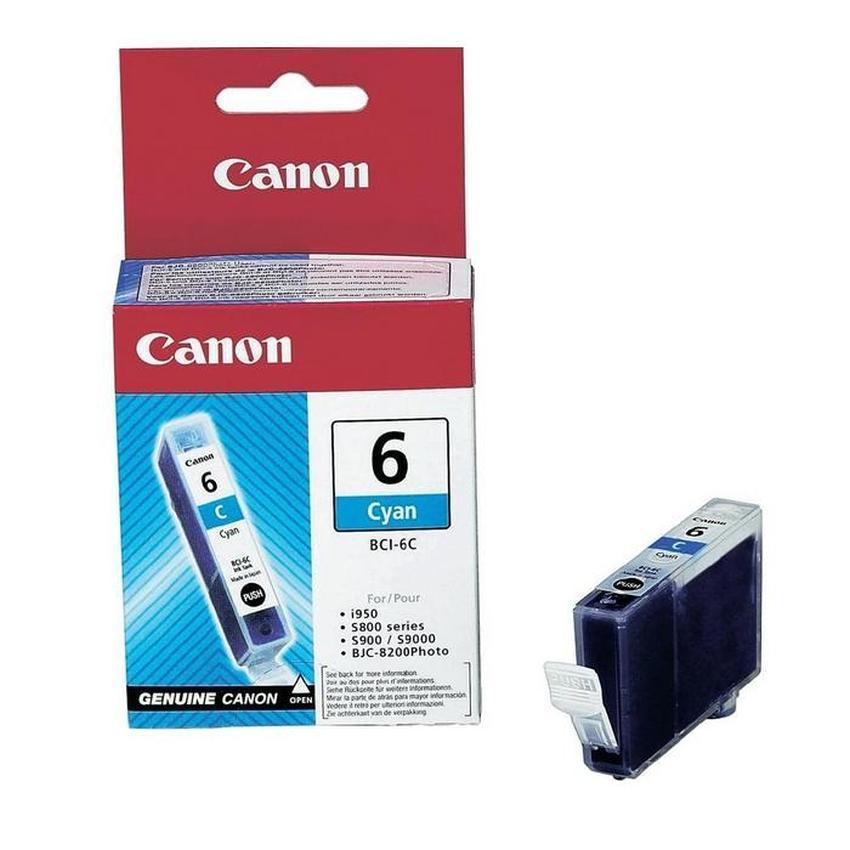 Tusz Canon BCI-6C [4706A002]
