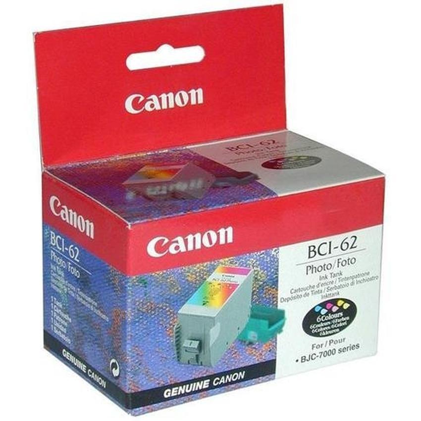 Tusz Canon BCI-62