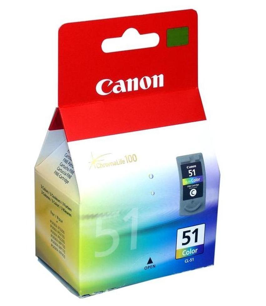Tusz Canon CL-51 [0618B001]