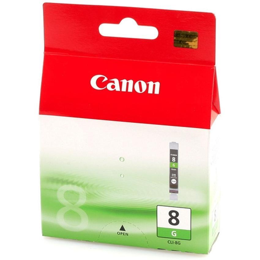 Tusz Canon CLI-8Green [0627B001]