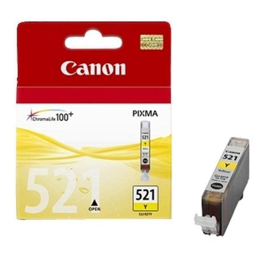 Tusz Canon CLI-521Y [2936B001]