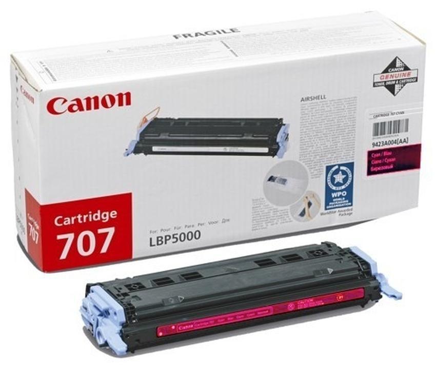 Toner Canon CRG-707M