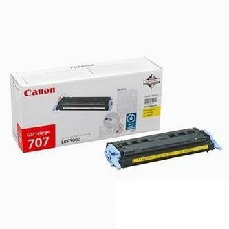 Toner Canon CRG-707Y
