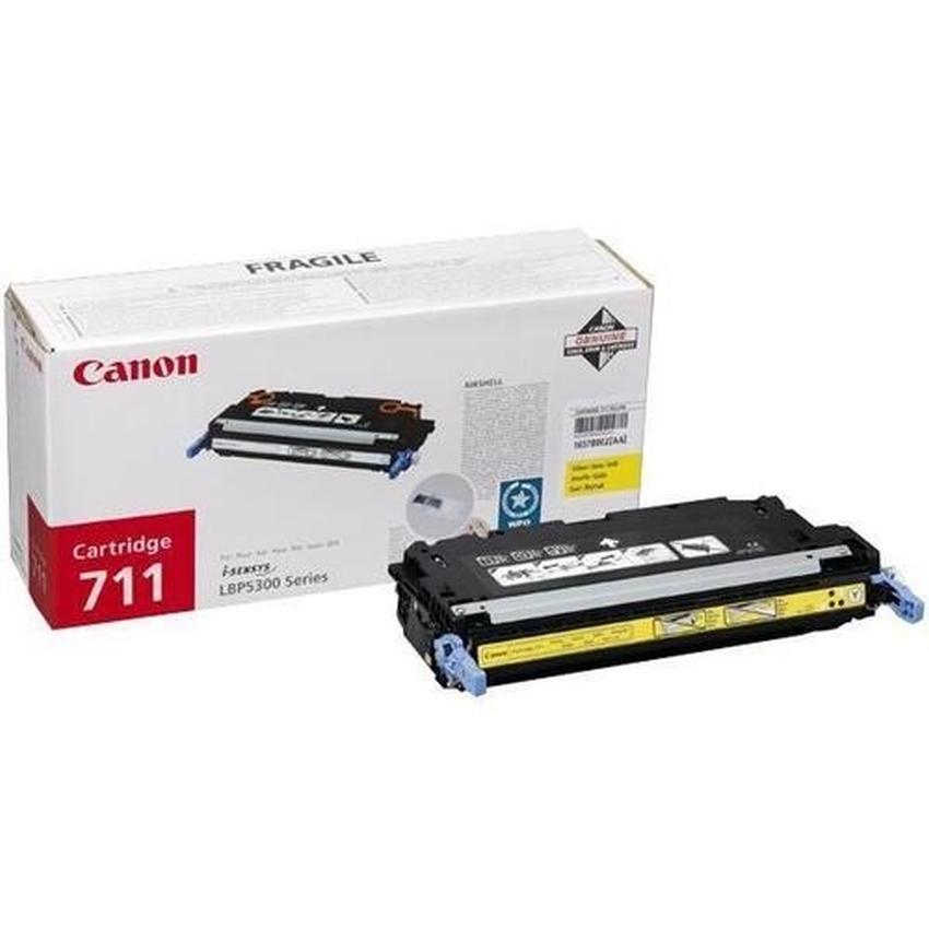 Toner Canon CRG-711Y [1657B002AA]