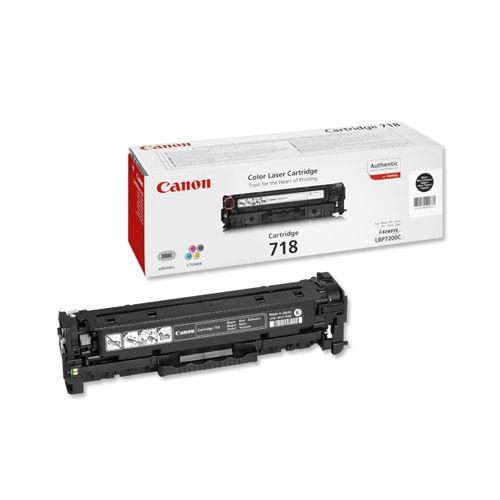 Toner Canon CLBP718BK [2662B002AA]