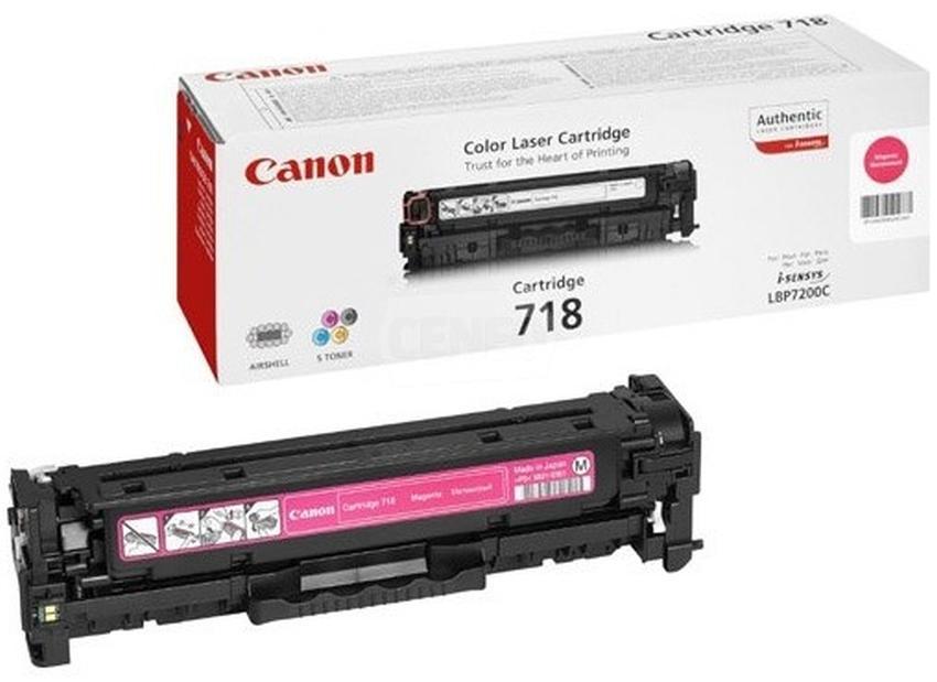 Toner Canon CLBP718M [2660B002AA]