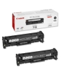 Toner Canon CLBP718BK Twin Pack [2662B005AA]