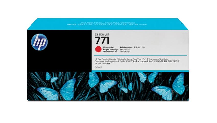 Tusz HP nr 771 [CE038A]
