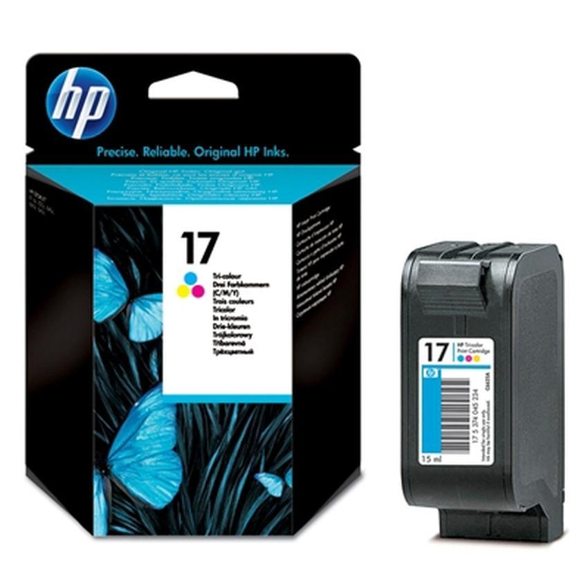 Tusz HP 17 [C6625A]